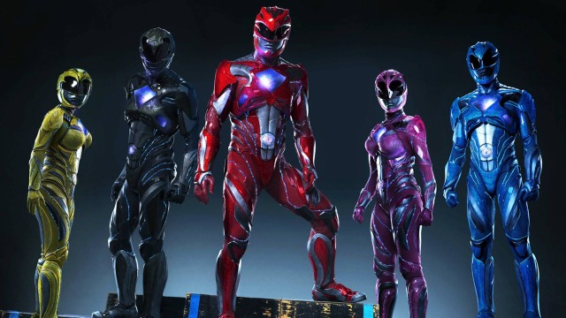 Confira novo trailer completo do filme dos Power Rangers