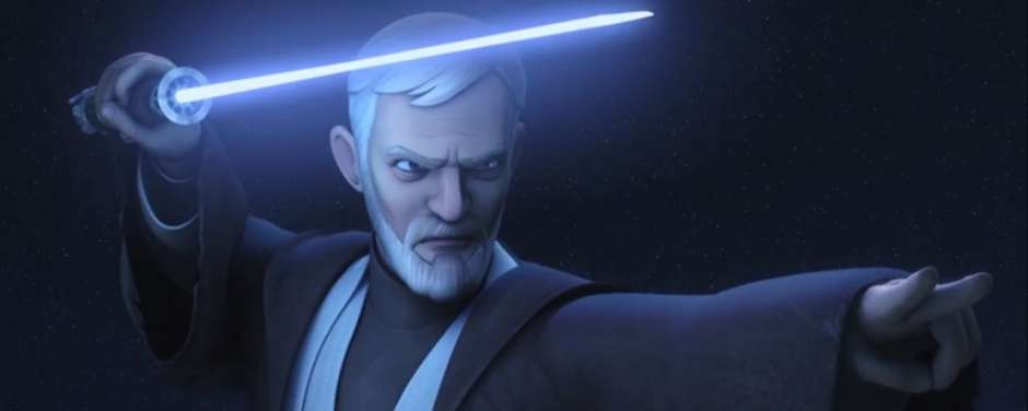 Star Wars Rebels traz Obi-Wan Kenobi em trailer de retorno da terceira temporada